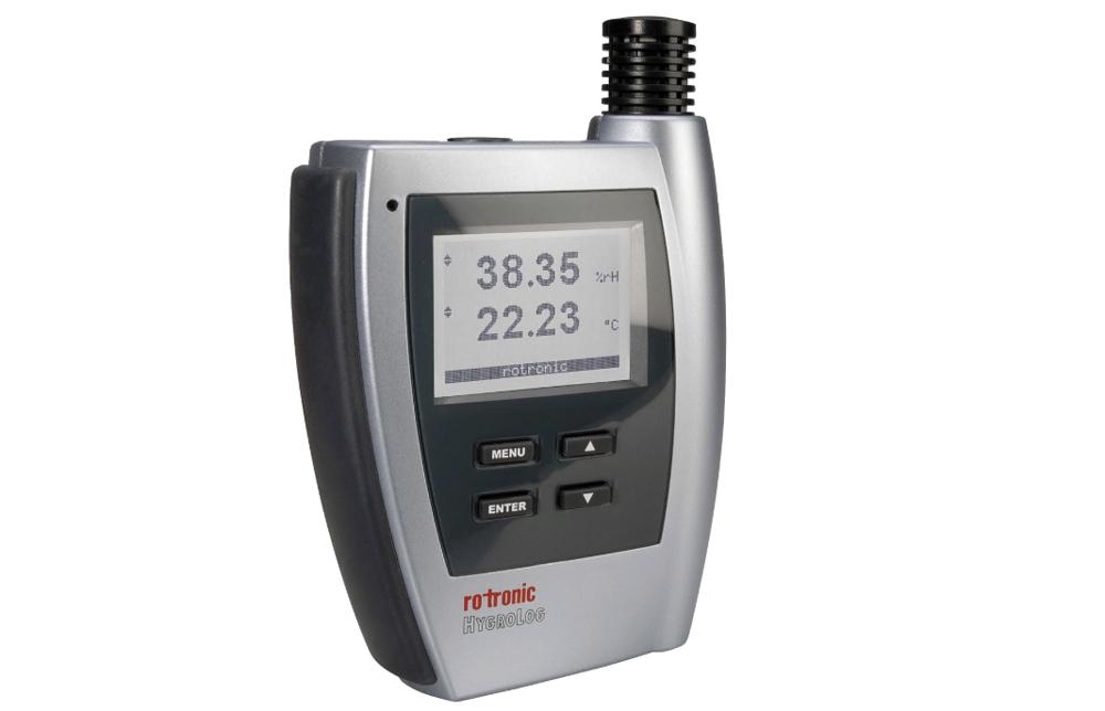 Гигрометр HygroLog NT с запоминанием результатов измерений