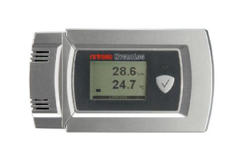 Измеритель влажности и температуры HL-20D